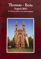 St Thomas Kirche cover